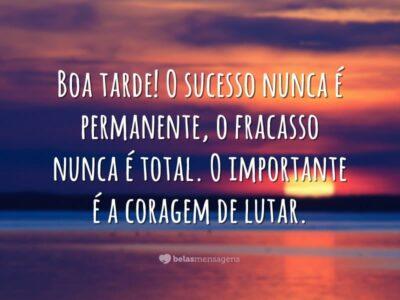 Frases Bonitas de Boa Tarde Para Facebook