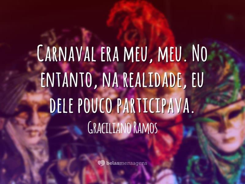 Frases sobre Carnaval 6046