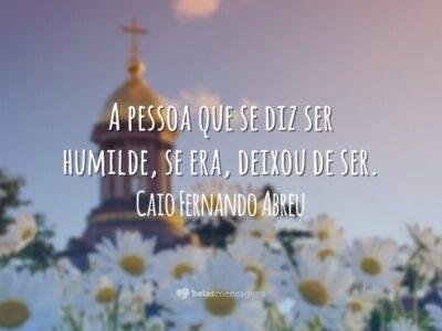 Frases sobre Humildade 6549