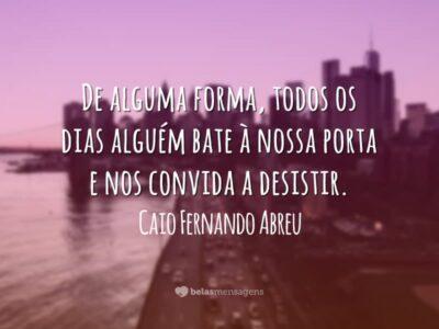 Frases de Caio Fernando Abreu 8566