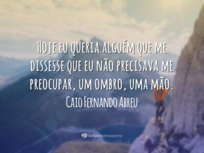 Frases de Caio Fernando Abreu 8565