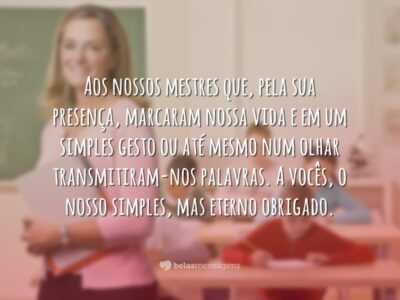 Frases Dia do Professor 8452