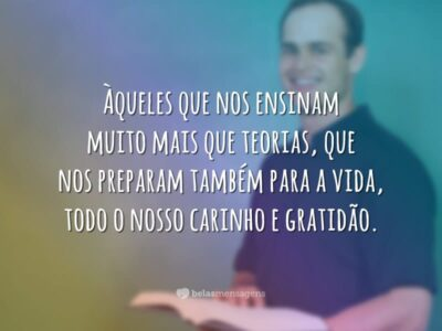 Frases Dia do Professor 8442