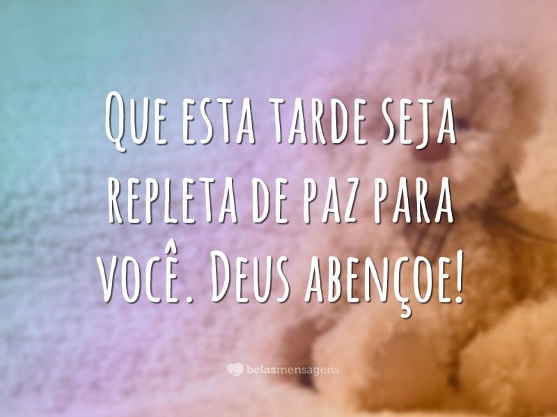 Frases de Boa Tarde 10364