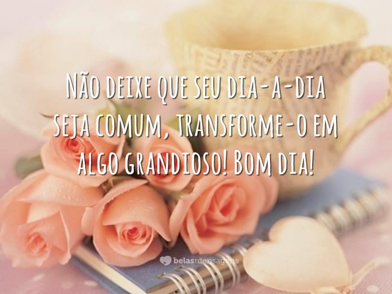 Linda S Mensagens De Bom Dia: Frases De Bom Dia
