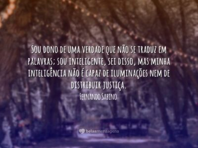 Frases De Fernando Sabino Belas Mensagens