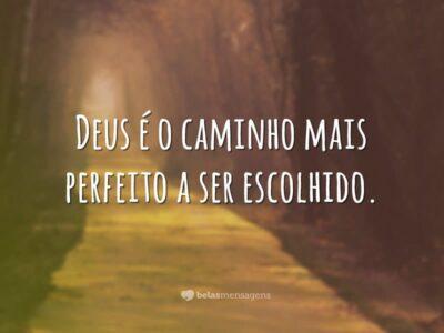 Deus é o caminho