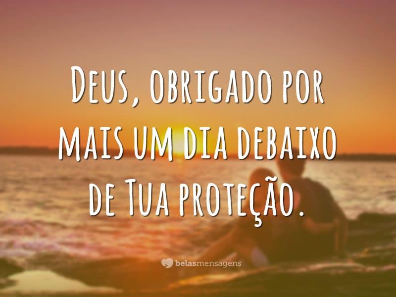 Obrigado Deus Por Esse Dia: WEBSITE: Www.belasmensagens.com