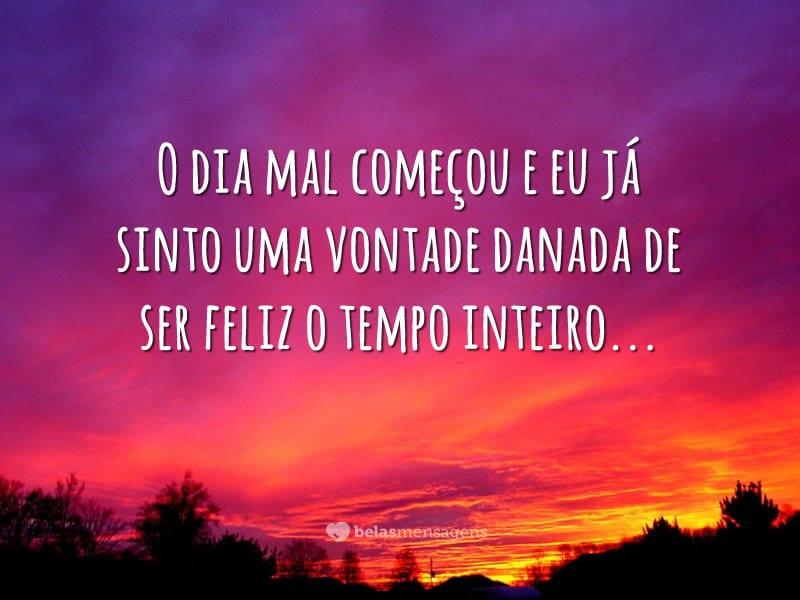 Imagens de Bom Dia WhatsApp e Facebook - Meus Recados