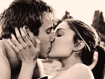 Frases de Beijo