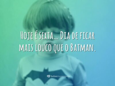 Sexta do Batman