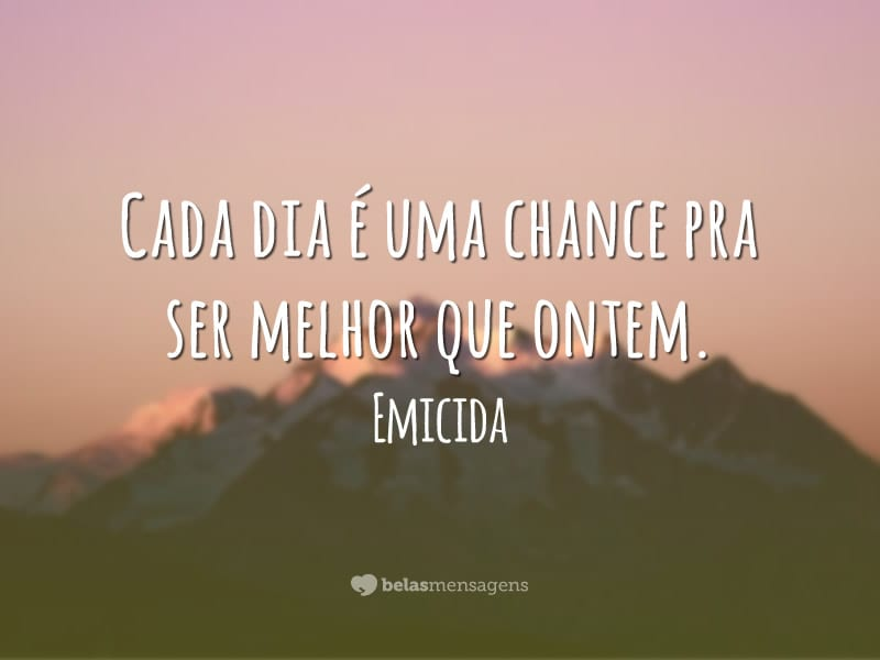 Uma chance