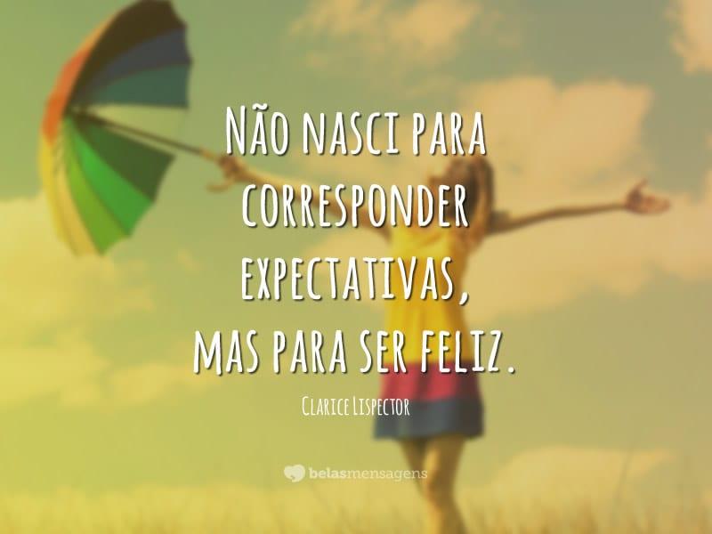 Populares Frases Clarice Lispector Felicidade Tq68 Ivango