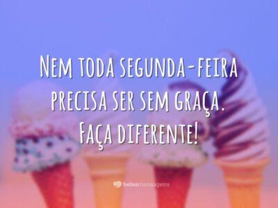 Faça diferente
