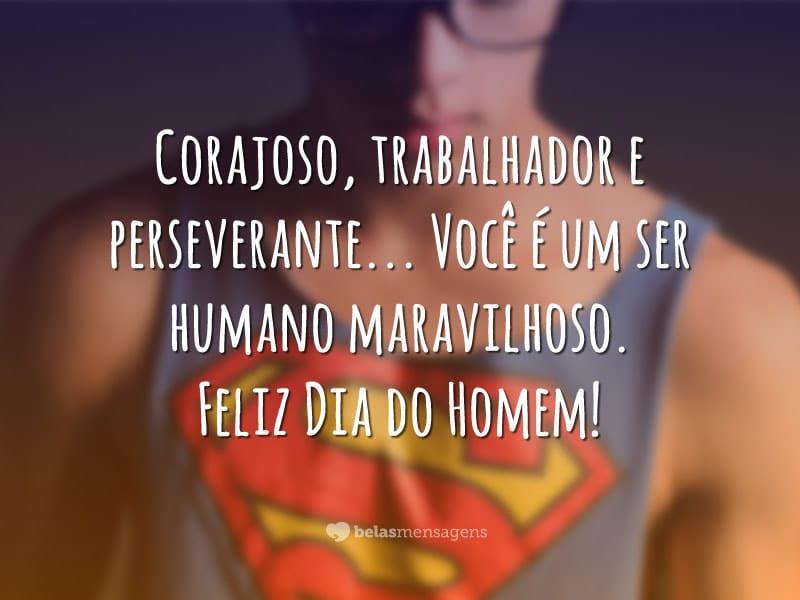 Ser humano maravilhoso