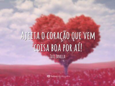 Ajeita o coração