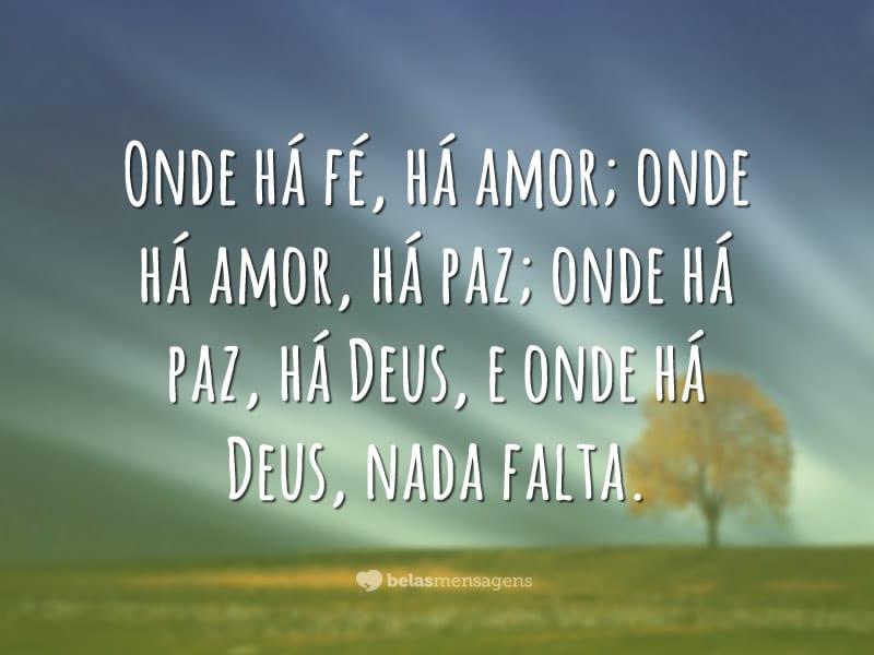 Frases De Paz E Amor