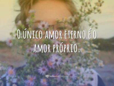 O único amor eterno