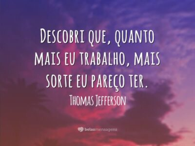 Frases De Thomas Jefferson Belas Mensagens