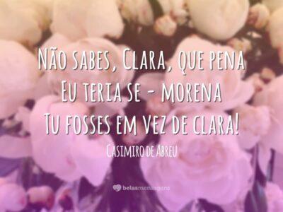 Poema Clara