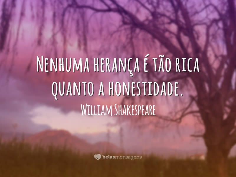 Frases De William Shakespeare Belas Mensagens
