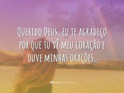 Querido Deus