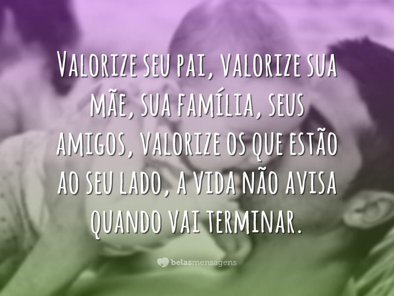 Mensagem De Proteção A Familia Ud95: Valorize Sua Família