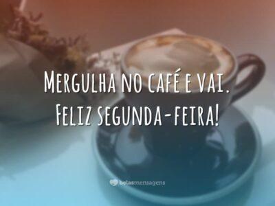 Mergulha no café