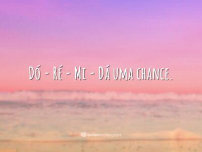 Mi – Dá uma chance