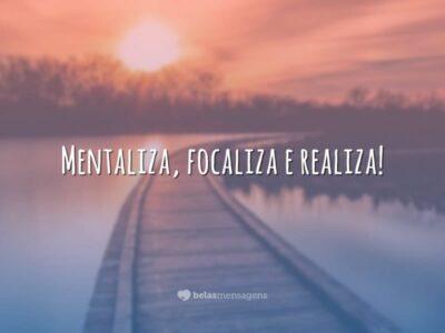 Mentaliza, focaliza