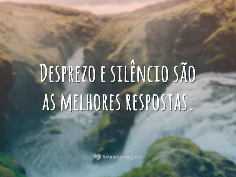Deus Me Ensinou Que Silêncio Também é Resposta: 30 Frases De Silêncio Que Propõem Reflexões Em Seu Interior