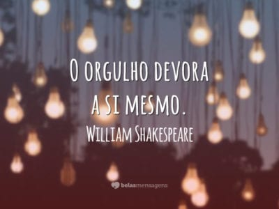 Frases De Reflexao De William Shakespeare