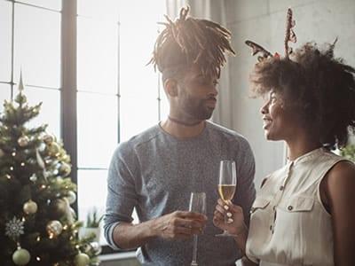 30 frases de Natal para namorado que são como um abraço