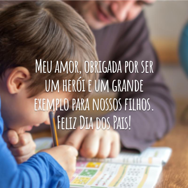 40 Mensagens De Dia Dos Pais Para Marido Cheias De Palavras