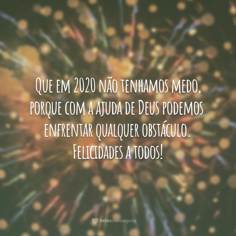 50 Frases De Feliz Ano Novo 2020 Repletas De Bons Sentimentos