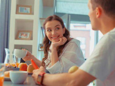 40 frases de bom dia para esposa que encherão o dia dela de amor