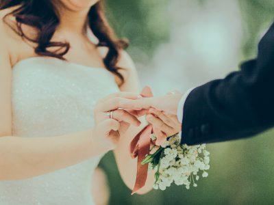 40 frases para votos de casamento evangélico com bênçãos de Deus